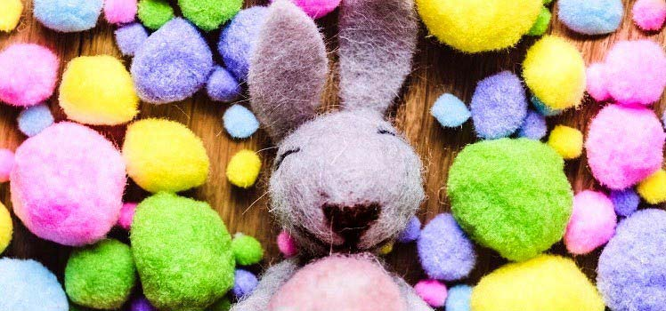4 EASY DIY EASTER DECORATIONS