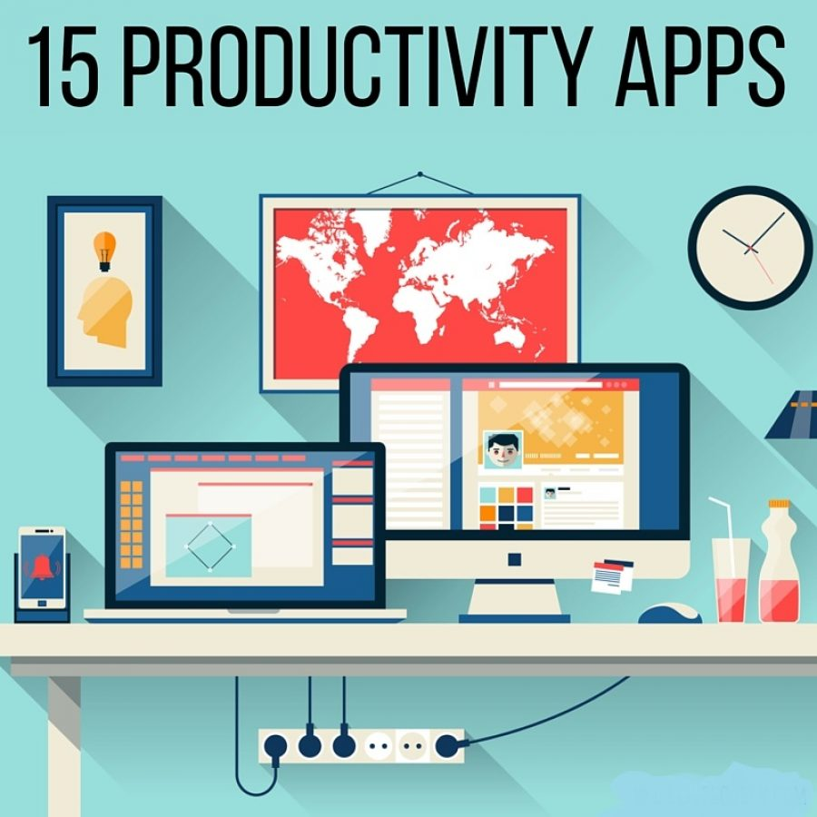 15 Productivity Apps That Will Make Your Life Easier